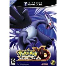 Pokemon XD: Gale of Darkness (Gamecube)