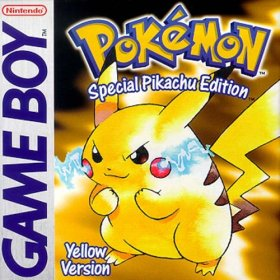 Pokemon - Yellow Version (Gameboy)