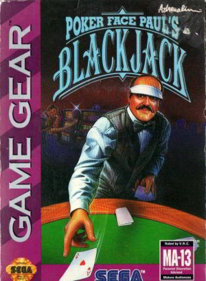 Poker Face Paul's Blackjack (Game Gear)