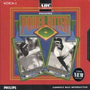 ABC Sports Presents: Power Hitter (Philips CDI)
