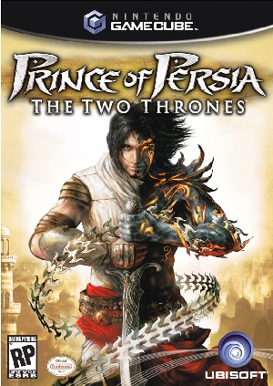 Prince of Persia Two Thrones (Gamecube)