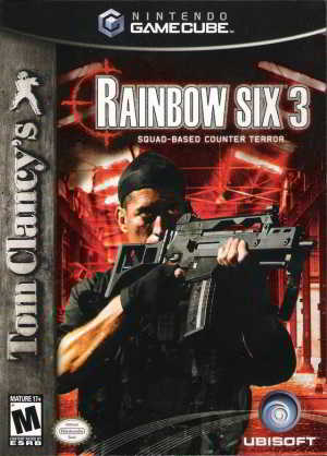 Rainbow Six 3 (Gamecube)