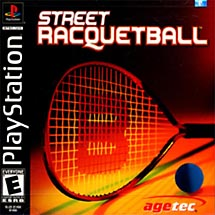 Street Racquetball (Playstation)