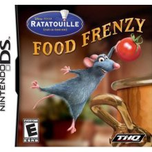 Ratatouille: Food Frenzy (NDS)