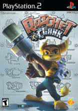 Ratchet and Clank (Playstation 2)