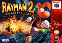 Rayman 2:The Great Escape (N64)