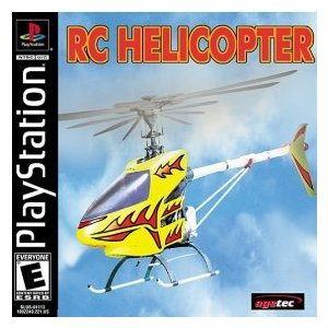 RC Helicopter (Playstation)