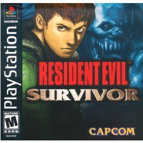 Resident Evil Survivor (Playstation)