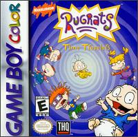 Rugrats Time Travelers (Gameboy Color)