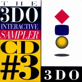 3DO Interactive Sampler CD #3 (3DO)