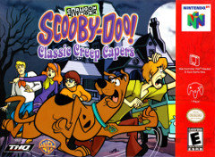 Scooby-Doo: Classic Creep Capers (N64)