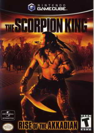 The Scorpion King Rise of the Akkadian (Gamecube)