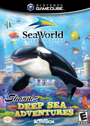 Shamu's Deep Sea Adventure (Gamecube)