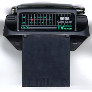 Sega Game Gear TV Tuner