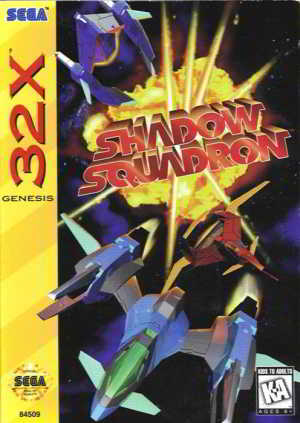 Shadow Squardron (32X)