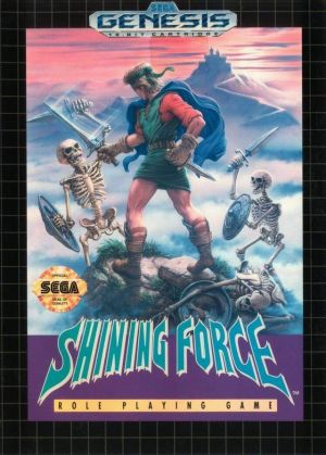 Shining Force (Sega Genesis)