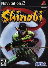 Shinobi (PS2)