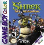 Shrek Fairy Tales Freakdown (Gameboy Color)