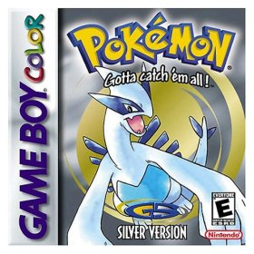 Pokemon Silver (Gameboy Color)