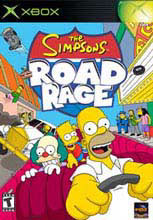 Simpsons Road Rage (Xbox)