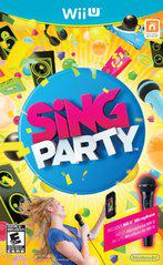 SiNG Party Game Only (Wii U)