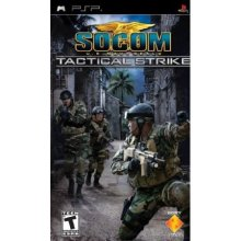SOCOM: U.S. Navy SEALs -- Tactical Strike (PSP)