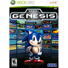 Sonic Ultimate Genesis Collection (XBOX 360)