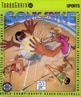 Sonic Spike Volleyball (Turbo Grafx 16)
