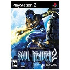 Legacy of Kain : Soul Reaver 2 (PS2)