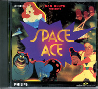 Space Ace (Philips CDI)