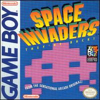 Space Invaders (Gameboy)