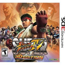 Super Street Fighter IV (3DS)