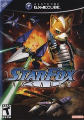 Star Fox Assault (Gamecube)