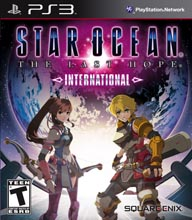 Star Ocean: Last Hope International (PS3)