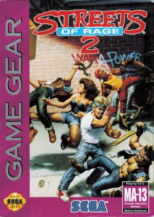 Streets of Rage 2 (Gamegear)