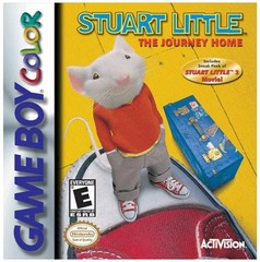 Stuart Little (Gameboy Color Game)