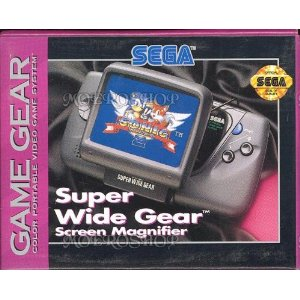 Super Wide Gear (Sega Game Gear)