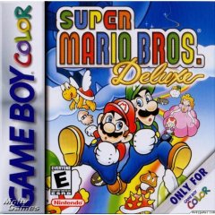 Super Mario Bros. Deluxe (Gameboy Color)