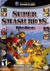 Super Smash Brothers Melee (Gamecube)