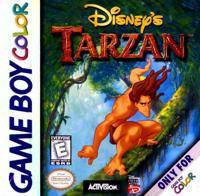 Disney's Tarzan (Gameboy Color)