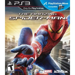 Amazing Spider-Man (PS3)