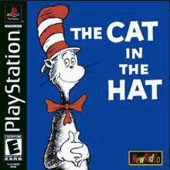 Dr. Seuss: The Cat in the Hat (Playstation)