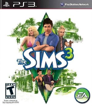 Sims 3 (PS3)