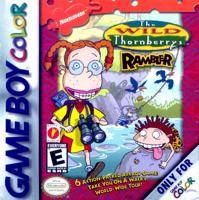 The Wild Thornberrys: Rambler (Gameboy Color)