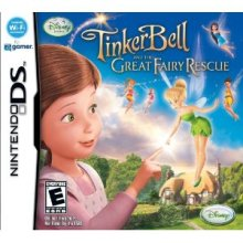 Tinker Bell and the Great Fairy Rescue (NDS)