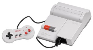 Nintendo NES System (Top Loading) - Video Game Console