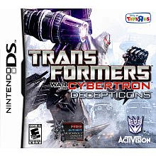 Transformers: War for Cybertron - Decepticons (NDS)