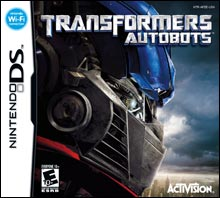 The Transformers Autobots (DS)