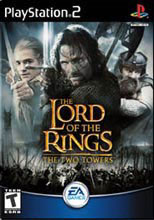 Lord of the Rings Two Towers (PS2)