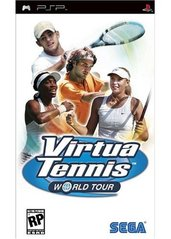 Virtua Tennis: World Tour (PSP)